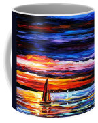 Night Sea Coffee Mug