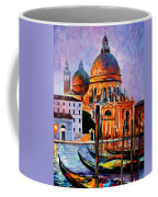 Night Venice Coffee Mug