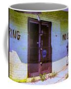 No Loitering Coffee Mug