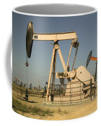 Nodding Donkey Oil Pumps Coffee Mug