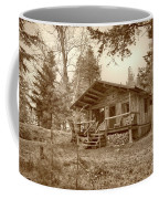 North Maine Cabin Coffee Mug