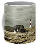 North Sea Lighthouse - Germany Coffee Mug