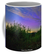 Northern Lights At Mount Pilchuck Coffee Mug