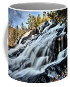 Northern Michigan Up Waterfalls Bond Falls Coffee Mug