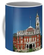 Norwich City Hall Coffee Mug
