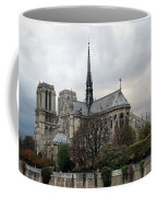 Notre Dame Cathedral In Paris, France Coffee Mug