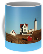 Nubble Light House Coffee Mug