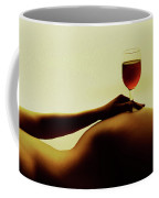 Nude Wine Coffee Mug