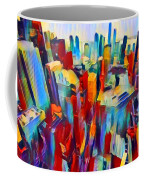 Nyc View Coffee Mug