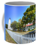 Ocracoke Lighthouse, Ocracoke Island, Nc Coffee Mug