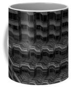 Office Building Abstract Coffee Mug