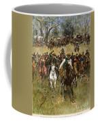 Oklahoma Land Rush, 1891 Coffee Mug