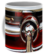 Old Car Grille Coffee Mug