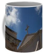 Old San Juan Puerto Rico Downtown Church Coffee Mug