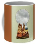 Old Spanish Trail Marker Coffee Mug