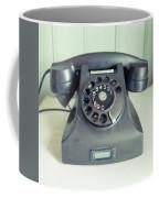 Old Telephone Square Coffee Mug