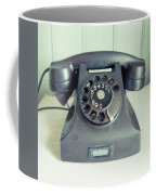 Old Telephone Square Coffee Mug