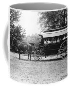 Omnibus, C1899 Coffee Mug