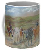 On The Chisholm Trail Coffee Mug
