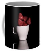 One Cup Of Strawberry Coffee Mug