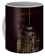 One World Trade Center In New York City  Coffee Mug