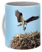 Open Wings Coffee Mug by Karen Wiles