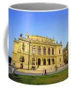 Opera House, Prague Coffee Mug