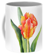 Orange Flame Coffee Mug