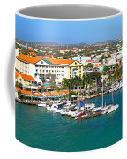 Oranjestad Aruba Coffee Mug