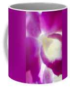 Orchid Abstract Coffee Mug