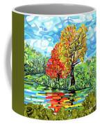 Reflection In The Wash  Coffee Mug
