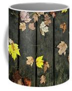 Original Autumn Foliage Coffee Mug