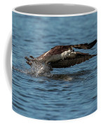 Osprey Fishing Coffee Mug