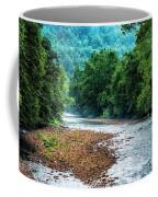 Osprey Over Elk River Coffee Mug