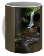 Otter Falls - Seven Devils, North Carolina Coffee Mug