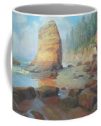 Otter Rock Beach Coffee Mug
