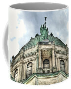 Our Lady Of Victory Angel Coffee Mug