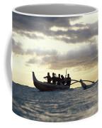 Outrigger Canoe Coffee Mug