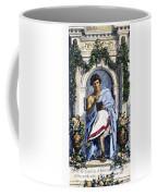 Ovid (43 B.c.-c17 A.d.) Coffee Mug