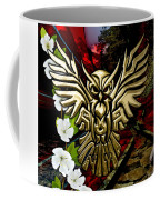 Owl In Flight Collection Coffee Mug