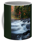 Oxtongue River Ontario Autumn Scenery Coffee Mug