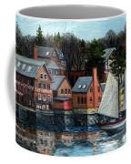 Paint Factory, Gloucester, Ma Coffee Mug