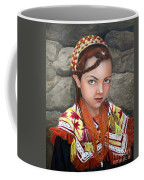 Pakistani Girl Coffee Mug