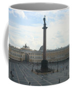 Palace Place - St. Petersburg Coffee Mug