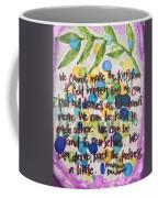Palm Sunday Coffee Mug