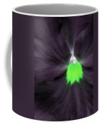 Pansy Power 73 Coffee Mug