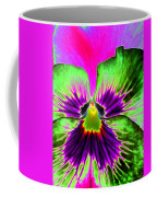 Pansy Power 82 Coffee Mug