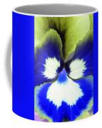 Pansy Power 85 Coffee Mug