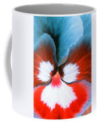 Pansy Power 86 Coffee Mug