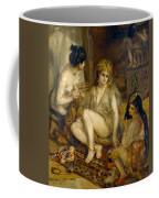 Parisiennes In Algerian Costume Or Harem Coffee Mug